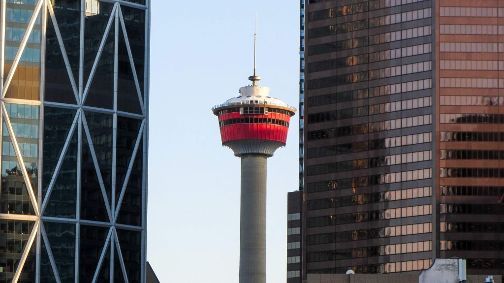Calgary Tower 1024x575 - From Calgary: Plastic Surgery's Global Sustainability